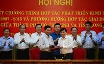 TP.HCM - Long An xây dựng nguồn cung cấp thịtheo sạch