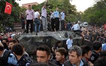 Đảo chính ở Thổ Nhĩ Kỳ gây bất ổn cho khu vực lân cận