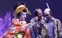 Tận mắt xem nàng Maiko múa tại Việt Nam