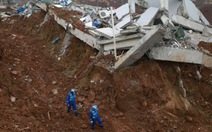 Trung Quốc bắt 53 người liên quan vụ lở đất ở Thâm Quyến