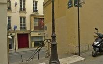 Degrés - con đường ngắn nhất Paris