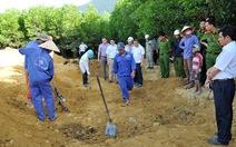 Hà Tĩnh lấy thiếu mẫu trong 100 tấn chất thải của Formosa