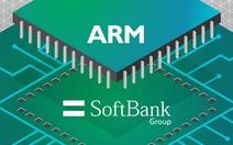 SoftBank chi 31,4 tỉ USD thâu tómARM