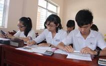 ĐH Luật TP.HCM công bố điểm, 2 thí sinh đạt 9,95 điểm tiếng Anh