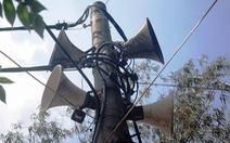 Đến lượt đài truyền thanh huyện bị nhiễu sóng tiếng Trung Quốc