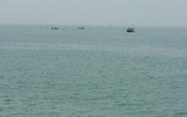 Đắm tàu chở dầu trên vùng biển Cô Tô