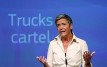 EU phạt các hãng sản xuất xe tải 3,2 tỉ USD vì làm giá