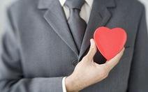 Áp lực công việc làm tăng tỉ lệ người trẻ mắc bệnh tim mạch