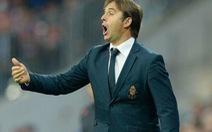 HLVLopetegui thay Del Bosque dẫn dắt tuyển Tây Ban Nha