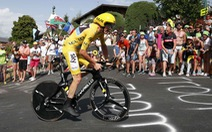 Điểm tin sáng 22-7: Froome thắng chặng 18 Tour de France