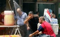 Nhiệt độ 53 độ C, văn phòng chính phủ Iraq đóng cửa