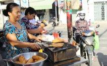 """Bánh mì nướng muối ớt,xoài lắc: bao giờđạt """"chuẩn Sài Gòn""""?"""