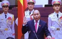 Ông Nguyễn Xuân Phúc nhận 485 phiếu đồng ý làm Thủ tướng