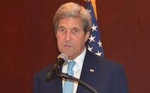Ông Kerry nhấn mạnh pháp quyền khi nói về Biển Đông