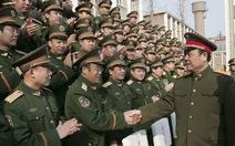 Tướng Trung Quốc tù chung thân vì tham nhũng