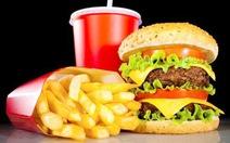 Sức khỏe của bạn: Làm sao để trẻ nói không với fast food?