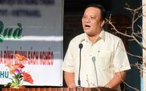 Chi 386 triệu đồng từ ngân sách để phó bí thư Bình Định đi học