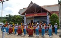 Lễ giỗ 4.000 liệt sĩ tại nhà tù Phú Quốc