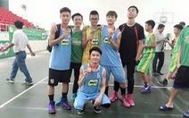 Kỷ luật HLV đội bóng rổ gian lận cầu thủ tại HKPĐ