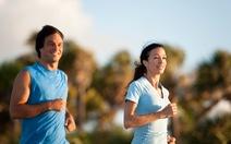 Tập thể dục định kỳ giúp phòng chống cảm cúm