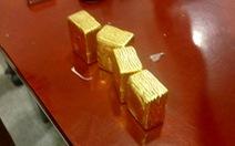 Đường đi của những ký vàng lậu trên máy bayVietnam Airlines