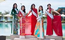 Những người đẹp gốc Việt quyến rũ với áo dài