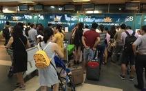 Màn hình sân bay bị tấn công,dữ liệu khách hàng Lotusmiles gặp nguy