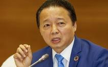 Bộ trưởng Trần Hồng Hà: 'Không chủ trương ngăn báo chí dự sơ kết'