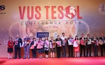 Hội nghị giảng dạy tiếng Anh VUS-TESOL lần thứ 11