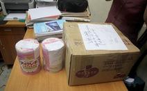 Khởi tố ông bố đập 7 hộp sữa phản đối siêu thị