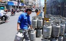 Giá gas giảm nhẹ