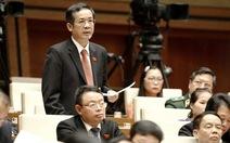 Quốc hội nhấn mạnh trách nhiệm cá nhân