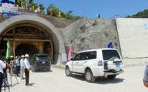 Hầm đèo Cả đã nối Phú Yên - Khánh Hòa trước 2 tháng