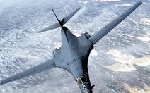 Mỹ điều máy bay ném bom B-1 tới châu Á - Thái Bình Dương