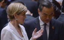 Dù bị Trung Quốc đe dọa Úc vẫn tuần tra Biển Đông