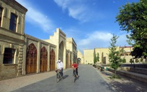 Bukhara, thành phố của những kỳ quan