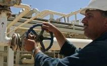 Giá dầu lại giảm xuống 40 USD/thùng khi OPEC chạy đua