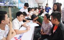 Đã có hơn 350.000 lượt thí sinh đăng ký xét tuyển ĐH