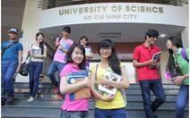 Trường ĐH KHTN TP.HCM: dành 200 chỉ tiêu cho 2 chương trình cử nhân Quốc tế