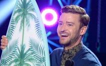 """Bài nói rúng động của Justin Timberlake: """"Đừng lãng phí tuổi xuân"""""""