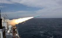 Trung Quốc tập trận rầm rộ trên biển Hoa Đông