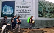 """Xây khách sạn 5 sao thay dự án chung cư tại khu đất """"vàng"""" thủ đô"""