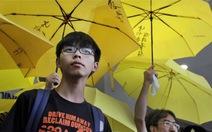 Trung Quốc làm video đả kích thủ lĩnh sinh viên Joshua Wong
