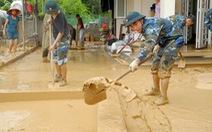 Tạm dừng thi công dự án sân golf FLC,khắc phục bùn trôi xuống nhà dân