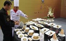 Đầu bếp miền Trung tranh tài tại Chiếc thìa vàng 2016