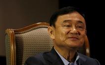 Ông Thaksin lại chọc giận chính quyền Bangkok