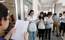 Trường ĐH đầu tiên công bố điểm chuẩn