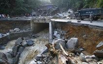 Lũ lớn ở Lào Cai: Bát Xát hoang tàn trong nước mắt