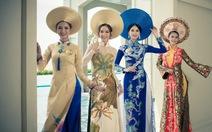 Cô gái lên ngôiHoa hậu bản sắc Việt nhận 500 triệu đồng