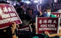 """Người biểu tình Hong Kong nói """"chúng tôi ghét Trung Quốc"""""""
